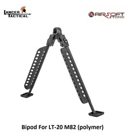 Lancer Tactical Bipod For LT-20 M82 (polymer)