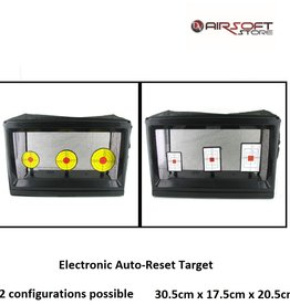 Electronic Auto-Reset Target