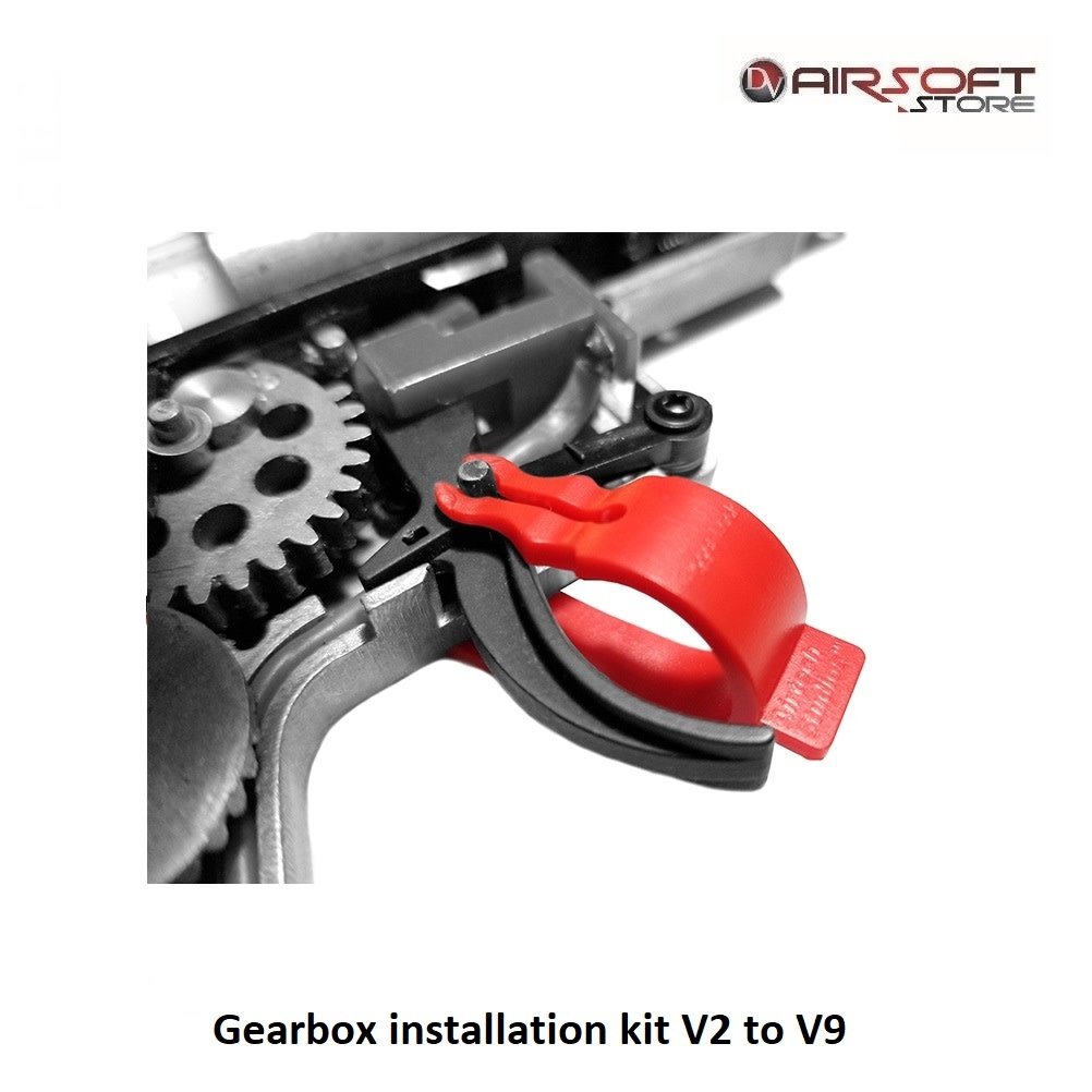 Gearbox installation kit V2 to V9