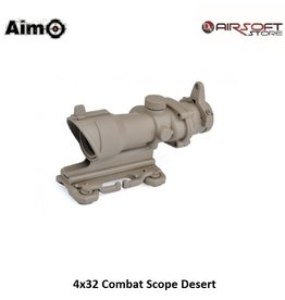 Aim-O 4x32 Combat Scope Desert
