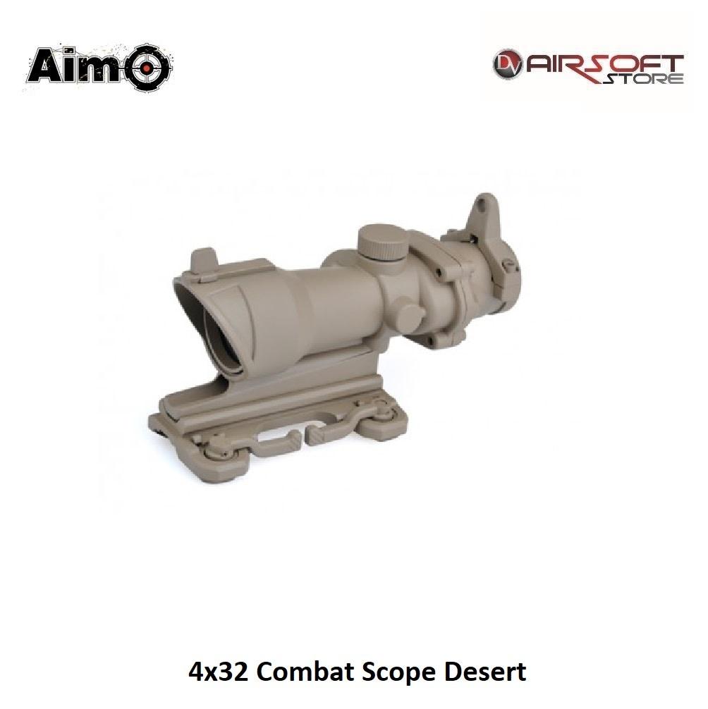 Aim-O 4x32 Combat Scope Desert