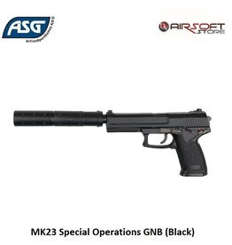 ASG MK23 Special Operations GNB (Black)