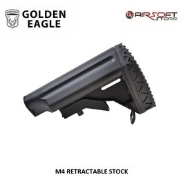 Golden Eagle M4 RETRACTABLE STOCK