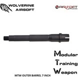 Wolverine MTW Outer Barrel 7 inch