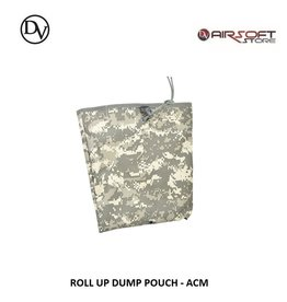 Roll Up Dump Pouch - ACL