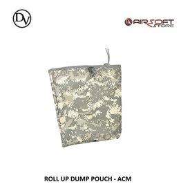 Roll Up Dump Pouch - ACM
