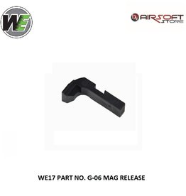 WE (Wei Tech) WE17 Part No. G-06 Mag Release