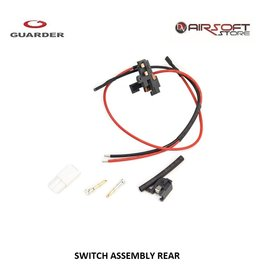 Guarder V2 Switch Assembly Rear Wiring