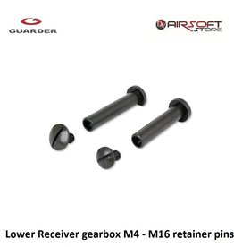 Guarder Lower Receiver gearbox M4 - M16 retainer pins