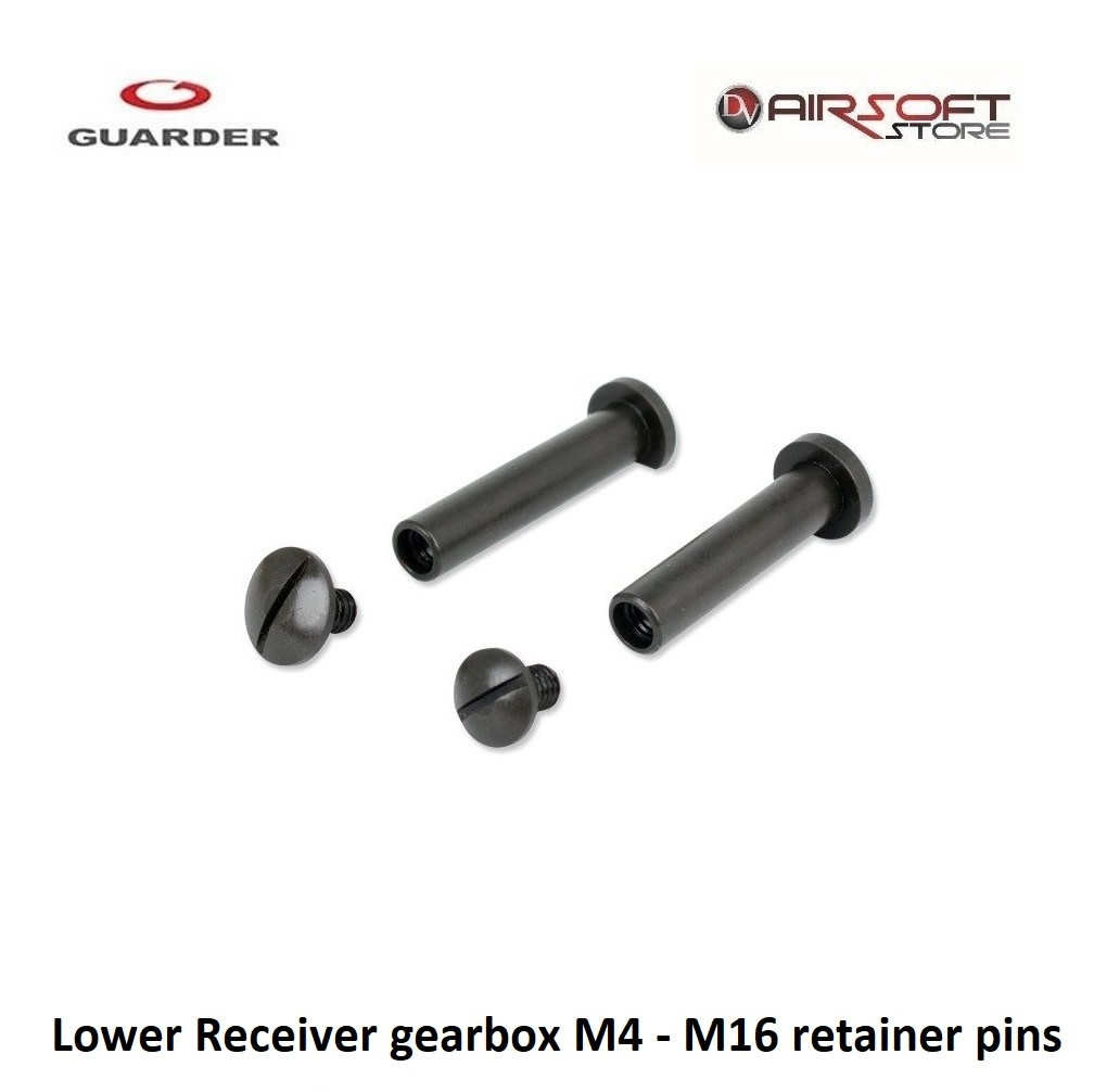Guarder Lower Receiver gearbox M4 - M16 retainer pins