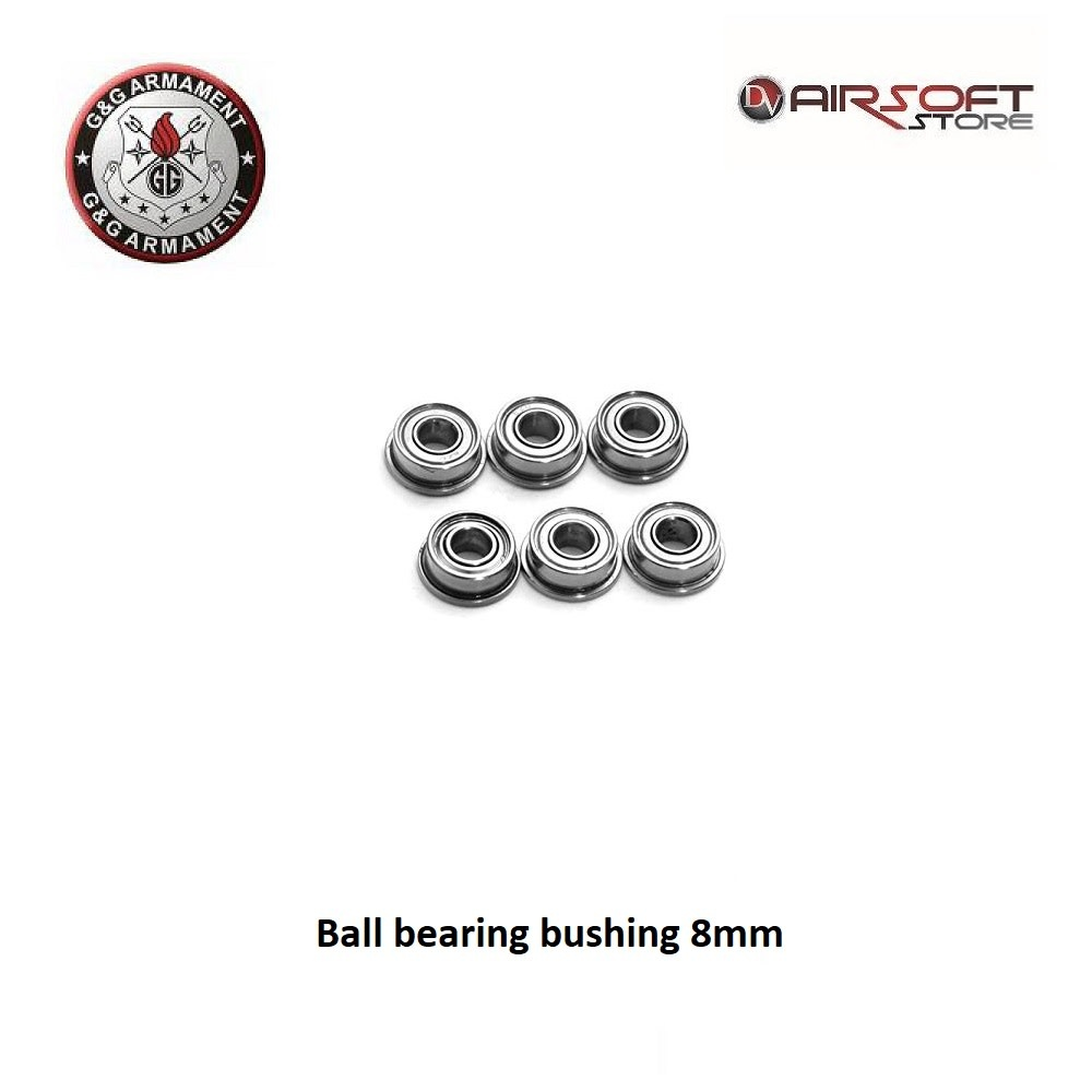 G&G Ball bearing bushing 8mm
