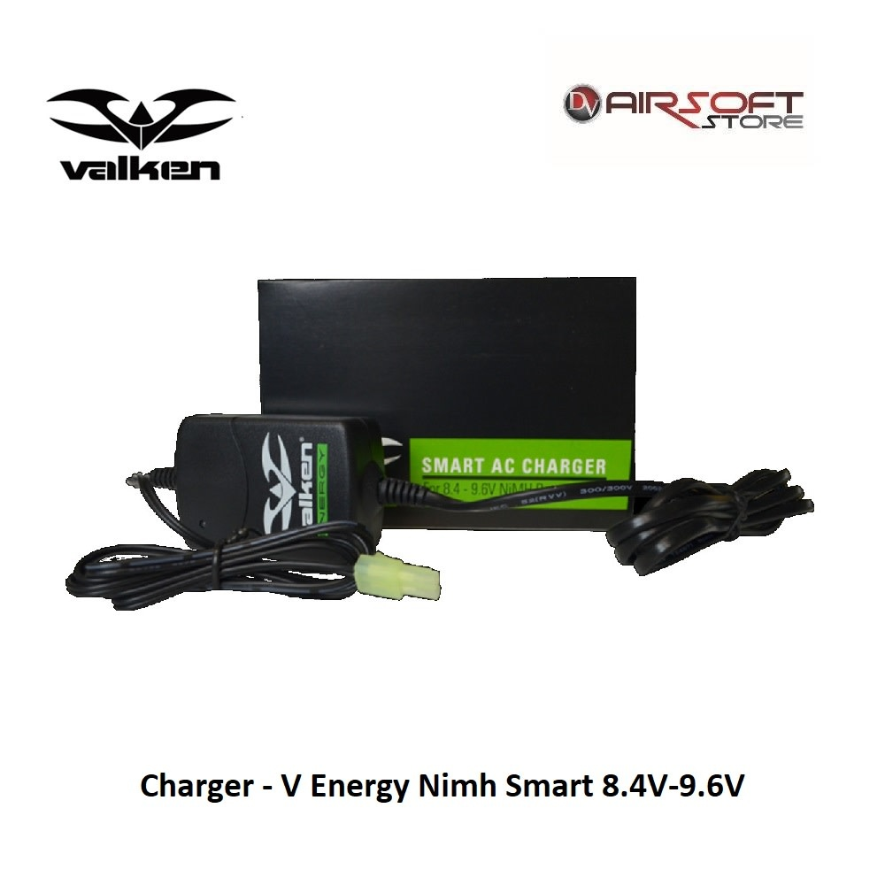 VALKEN Charger - V Energy Nimh Smart 8.4V-9.6V
