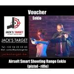Airsoft Smart Shooting Range Voucher