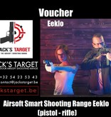 Airsoft Smart Shooting Range Voucher