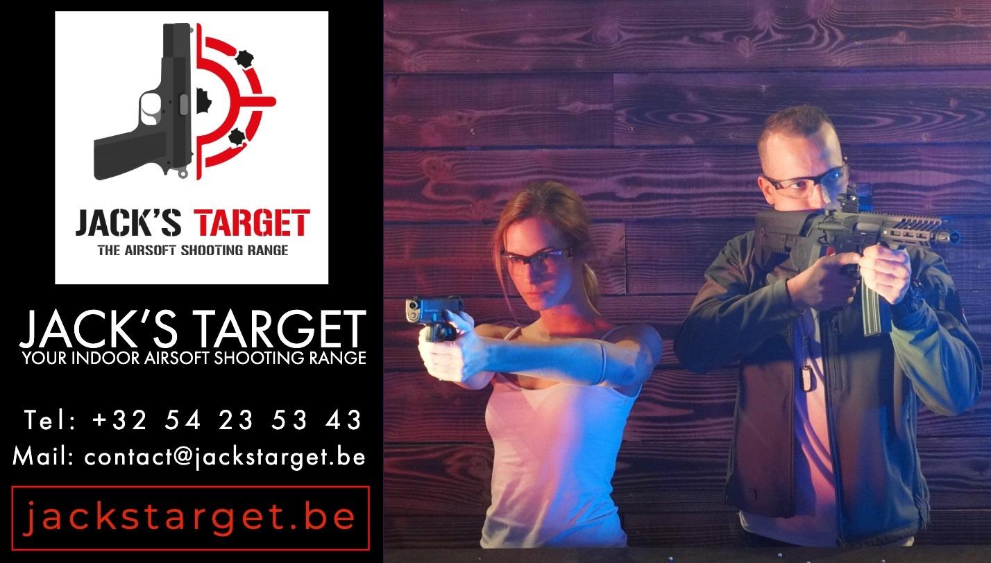 Jacks Target Airsoft Shooting Range