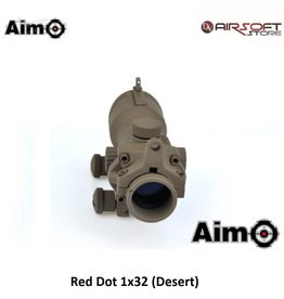 Aim-O Red Dot 1x32 (Desert)
