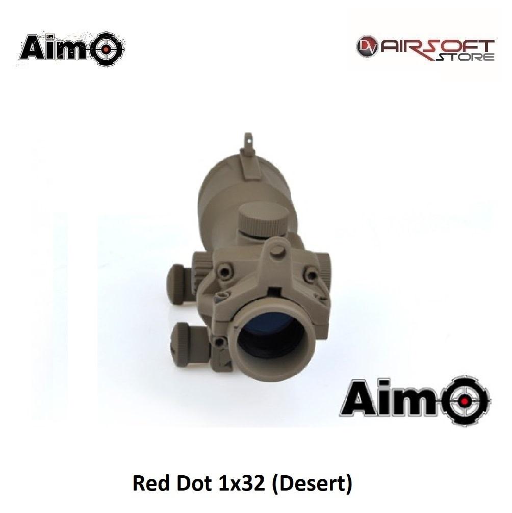 Aim-O Red Dot 1x32 (Desert)