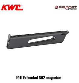 KWC 1911 Extended CO2 magazine