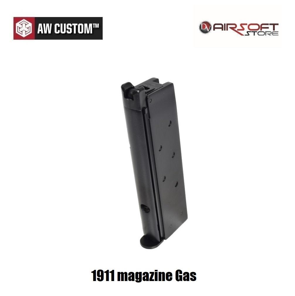 Armorer Works 1911 magazine Gas