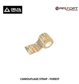 Delta Tactics Camouflage Strap - Forest