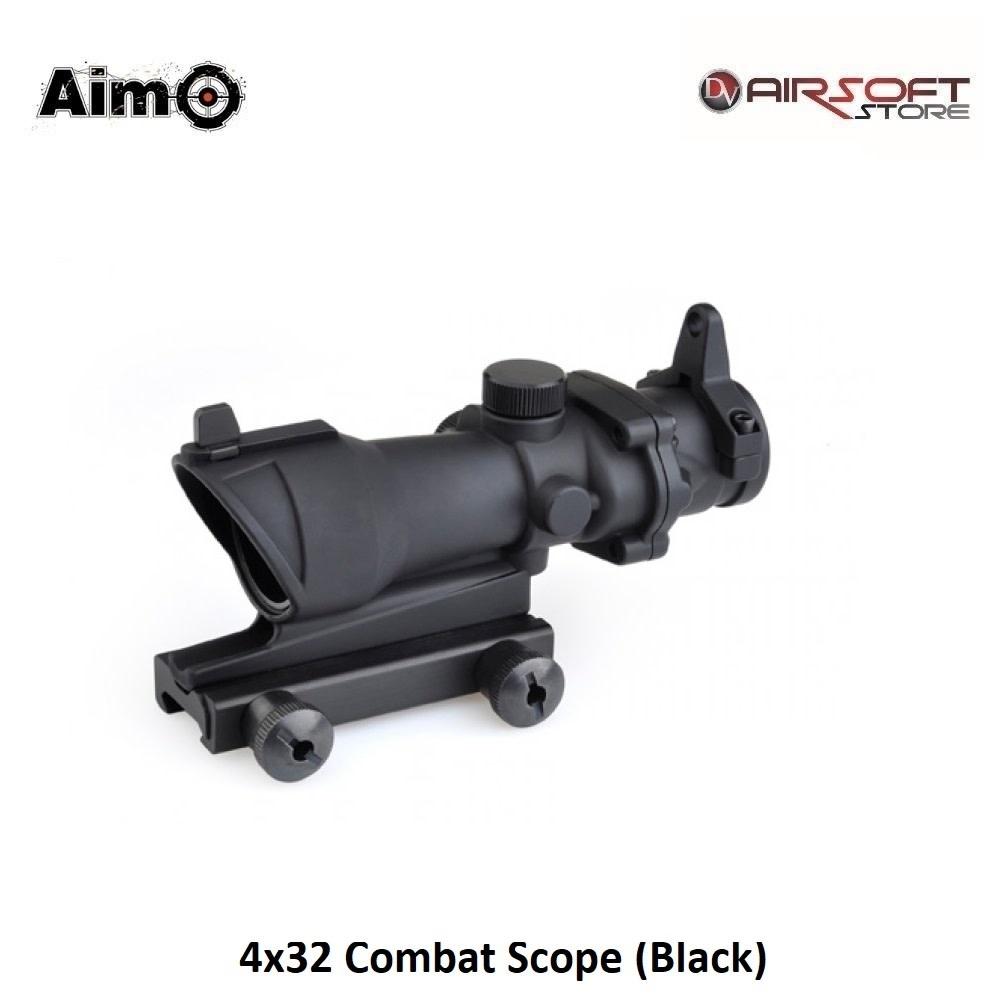 Aim-O 4x32 Combat Scope (Black)