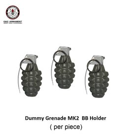 G&G Dummy Grenade MK2  BB Holder
