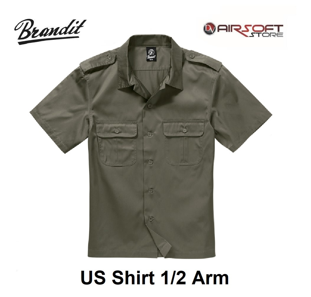 Brandit US Shirt 1/2 Arm