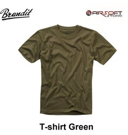 Brandit T-shirt Green