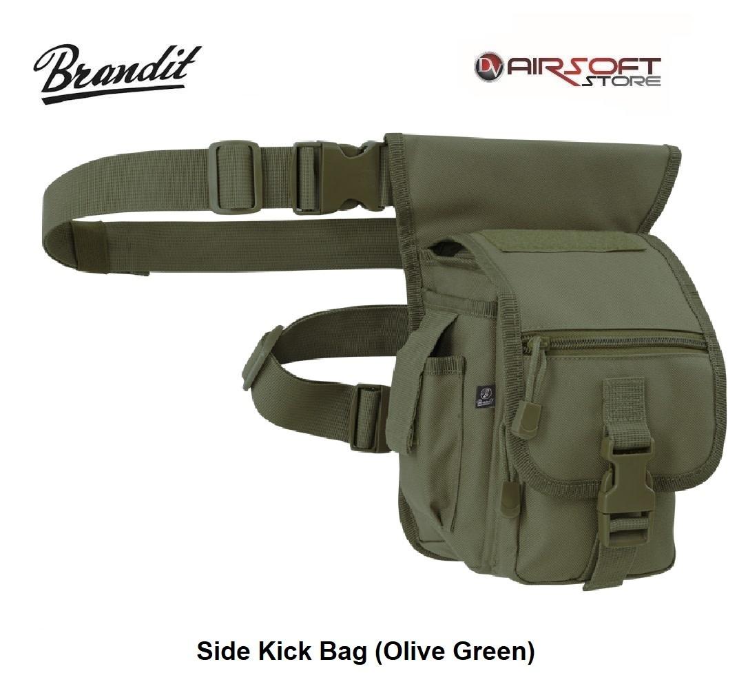 Brandit Side Kick Bag (Olive Green)