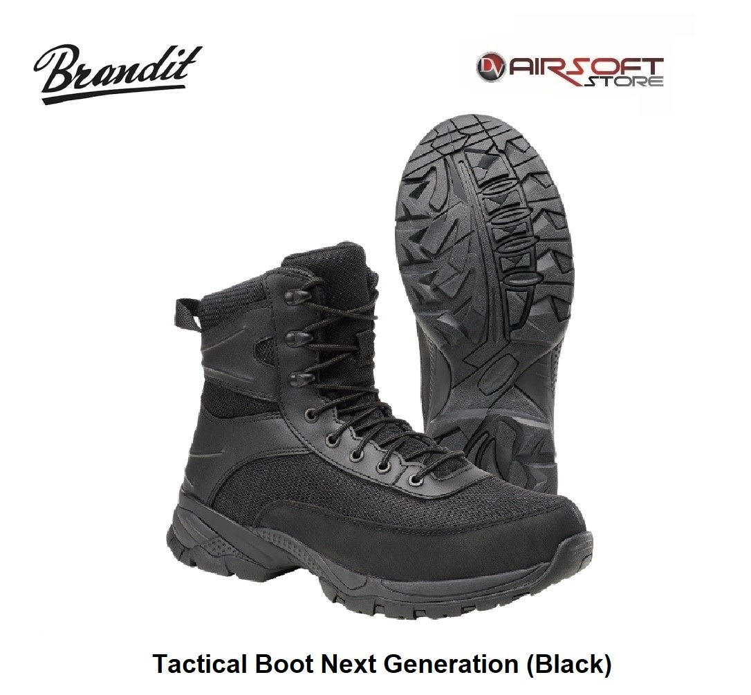 Brandit Tactical Boot Next Generation (Black)
