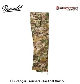 Brandit US Ranger Trousers (Tactical Camo)