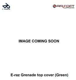 Z-Parts E-raz Grenade top cover (Green)