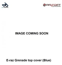 Z-Parts E-raz Grenade top cover (Blue)