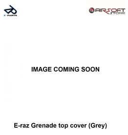 Z-Parts E-raz Grenade top cover (Grey)