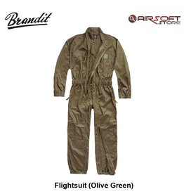 Brandit Flightsuit (Olive Green)