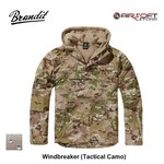 Brandit Windbreaker (Tactical Camo)