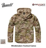 Brandit Windbreaker (Tactical Camo)