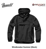 Brandit Windbreaker Summer (Black)