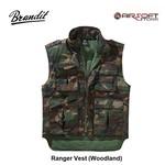 Brandit Ranger Vest (Woodland)