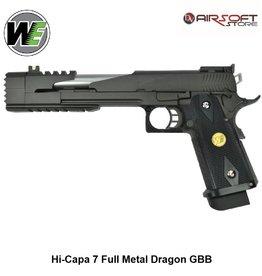 WE (Wei Tech) Hi-Capa 7 Full Metal Dragon B GBB