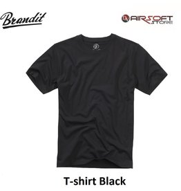 Brandit T-shirt Black