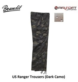 Brandit US Ranger Trousers (Dark Camo)
