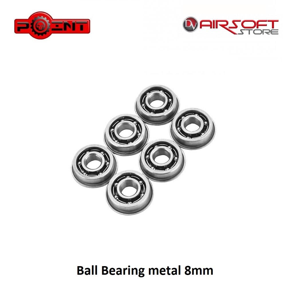 Point Ball Bearing metal 8mm