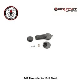 G&G M4 Fire selector Full Steel
