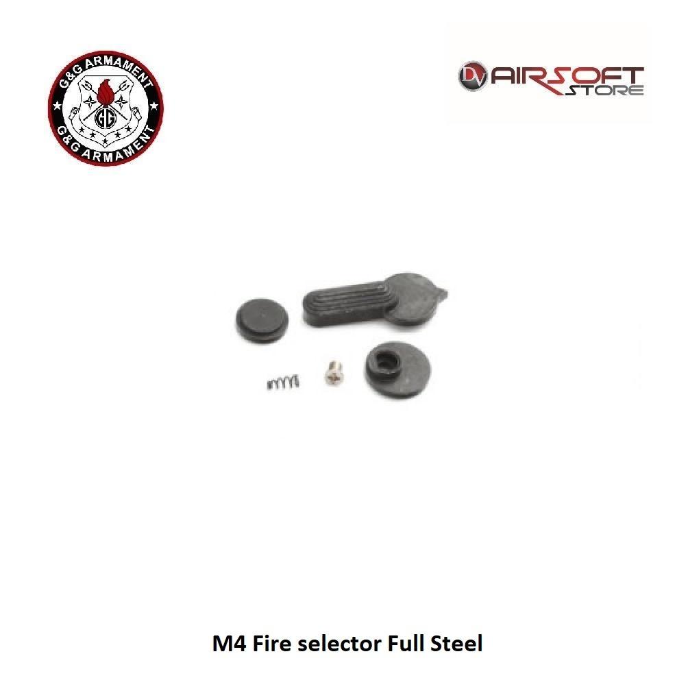 G&G M4 Fire selector Full Steel