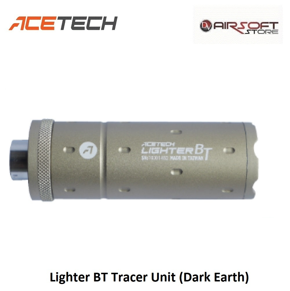 ACETECH Lighter BT Tracer Unit (Dark Earth)