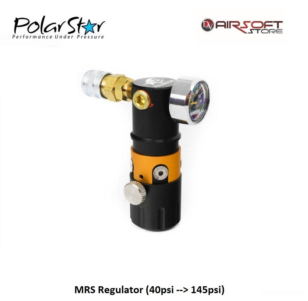 Polarstar MRS regulator