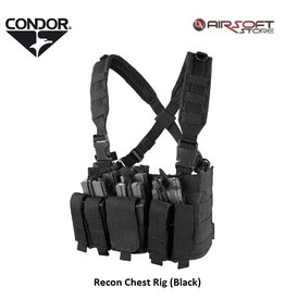 CONDOR Recon Chest Rig (Black)
