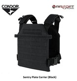 CONDOR Sentry Plate Carrier (Black)