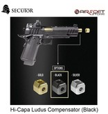 Secutor Hi-Capa Ludus Compensator (Black)